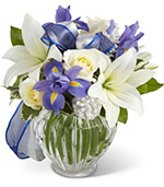 The Miracle's Light Hanukkah Bouquet
