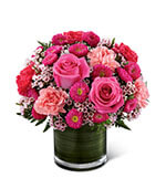 The Pink Pursuits Bouquet